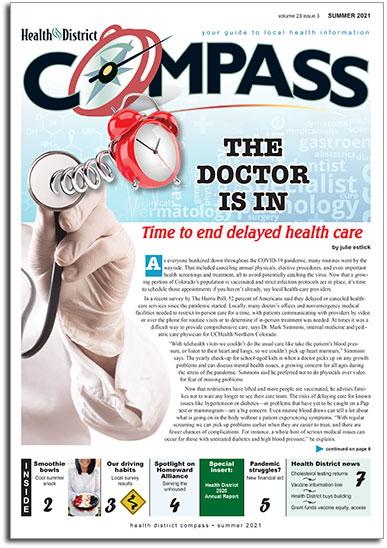 Health District Compass - Summer 2021