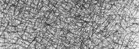 black chaos scribbles