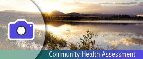 Community Health Assessment - community snapshot banner