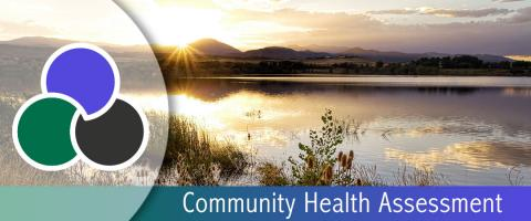 Community Health Assessment - partner with us banner