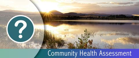 Community Health Assessment - what is the CHA banner