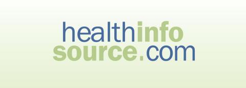 healthinfosource.com logo on green background
