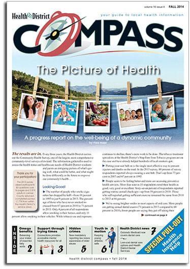 Health District Compass - Fall 2014