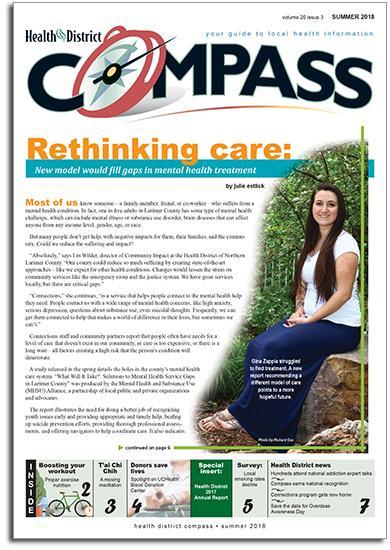 Health District Compass - Summer 2018