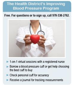 Improving Blood Pressure program